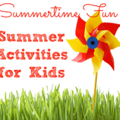30 Fun Cheap Summer Activities for Kids