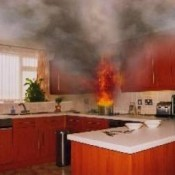 Preventing and Dealing With Kitchen Fires